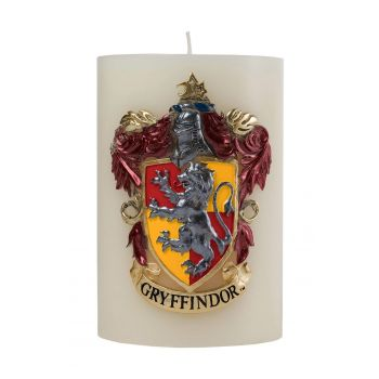 Harry Potter bougie XL Gryffindor 15 x 10 cm