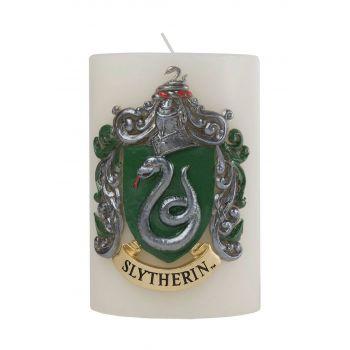 Harry Potter bougie XL Slytherin 15 x 10 cm