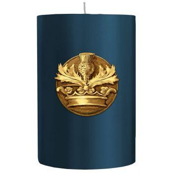 Outlander bougie XL Logo 15 x 10 cm