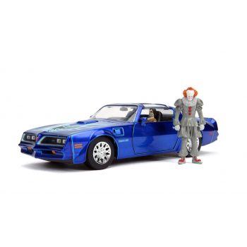 « Il » est revenu 1/24 Pontiac Firebird métal