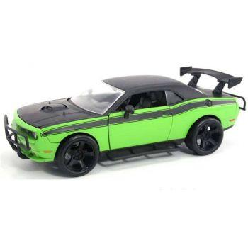 Fast & Furious 7 1/24 2011 Letty's Dodge Challenger métal