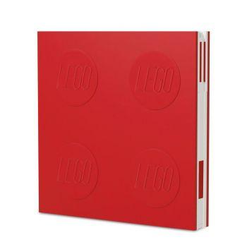 LEGO cahier avec stylo Rouge
