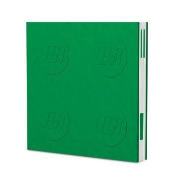 LEGO cahier avec stylo Vert