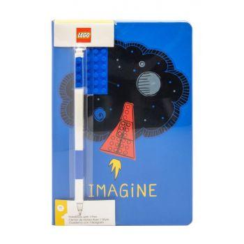 LEGO cahier avec stylo Imagine