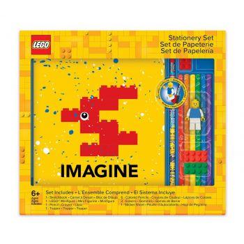 LEGO set de papeterie Imagine