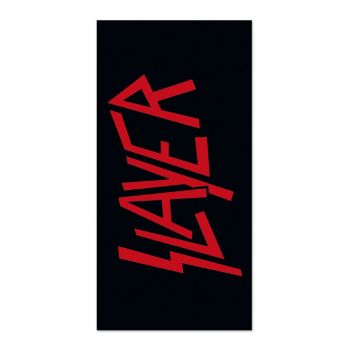 Slayer serviette de bain Logo 150 x 75 cm