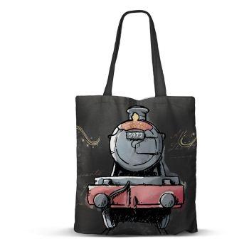 Harry Potter sac shopping Hogwarts Express