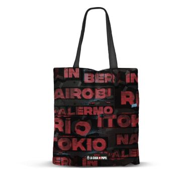 La casa de papel sac shopping Cities