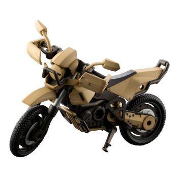 Hexa Gear figurine Plastic Model Kit Alternative 1/24 Cross Raider Desert Color 10 cm --- EMBALLAGE ENDOMMAGE