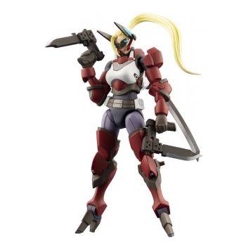 Hexa Gear figurine Plastic Model Kit 1/24 Governor Light Armor Type Rose 1.5 Ver. 7 cm