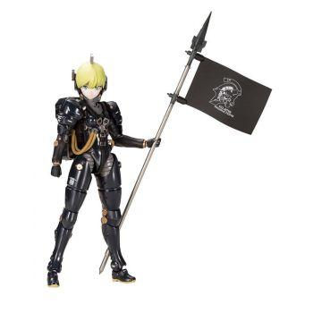 Kojima Productions figurine Plastic Model Kit Ludens Black Ver. 17 cm