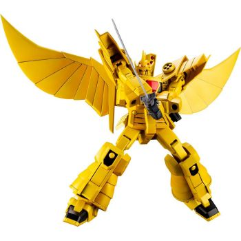 The Brave of Gold Goldran figurine Plastic Model Kit Sky Goldran 18 cm