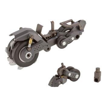 Heavy Weapon Unit MSG figurine Plastic Model Kit Wheel Grinder 15 cm