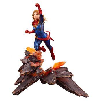Marvel Universe ARTFX Premier statuette PVC 1/10 Captain Marvel 27 cm