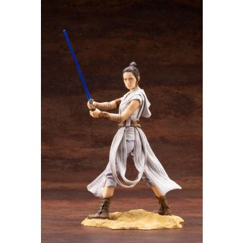 Star Wars Episode IX statuette PVC ARTFX+ 1/7 Rey 29 cm --- EMBALLAGE ENDOMMAGE