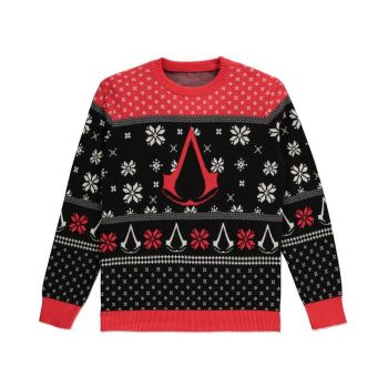 Assassins's Creed Sweater Christmas Logo