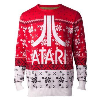 Atari Sweater Christmas Atari Logo