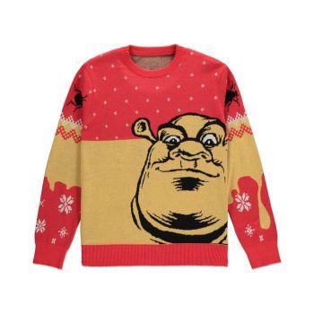 Shrek Sweater Christmas Ogre