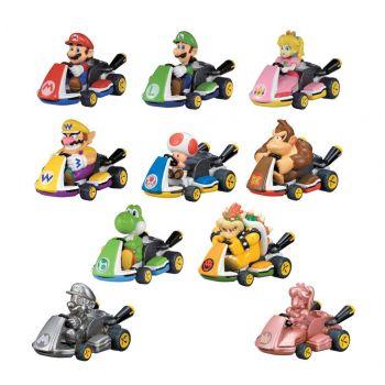Mario Kart présentoir voitures à friction Mystery Pack (12)
