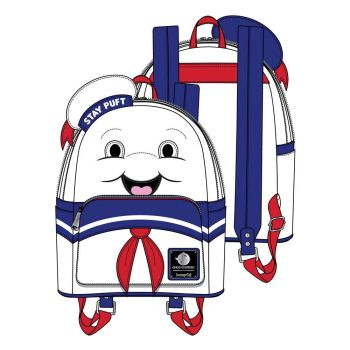 SOS Fantômes by Loungefly sac à dos Stay Puft Marshmallow Man