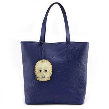 Star Wars by Loungefly sac shopping R2-D2 Debossed
