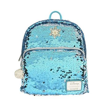 Disney by Loungefly sac à dos Elsa Reversible Sequin