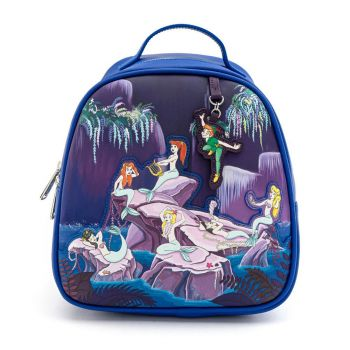 Disney by Loungefly sac à dos Peter Pan Mermaids