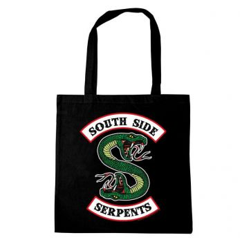 Harry Potter sac shopping South Side Serpents