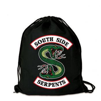 Harry Potter sac en toile South Side Serpents