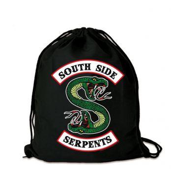 Harry Potter sac en toile South Side Serpents