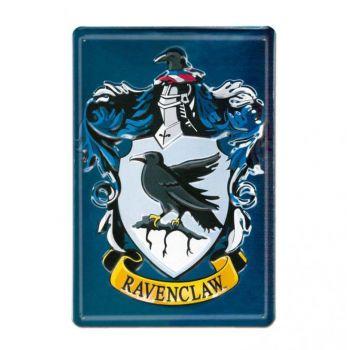 Harry Potter panneau métal 3D Ravenclaw 20 x 30 cm
