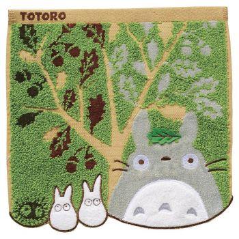 Mon voisin Totoro serviette de toilette mains Acorn Tree 25 x 25 cm