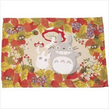 Mon voisin Totoro set de table tissu Harvest Festival