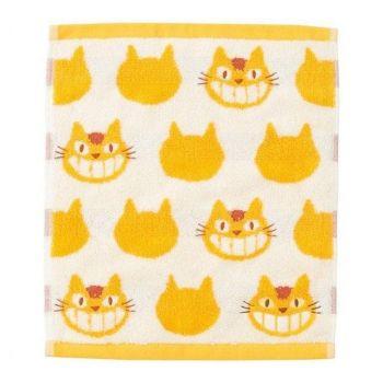 Mon voisin Totoro serviette de toilette mains Catbus 25 x 25 cm