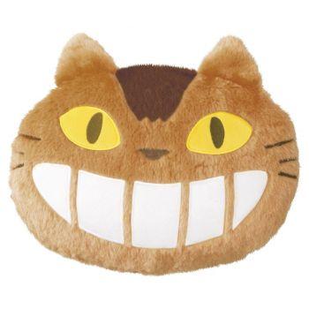 Mon voisin Totoro coussin peluche Catbus 24 x 35 cm