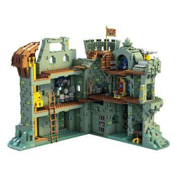 Masters of the Universe jeu de construction Mega Construx Probuilders Castle Grayskull