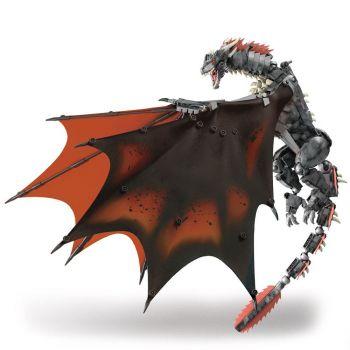 Le Trône de fer jeu de construction Mega Construx Black Series Daenerys & Drogon
