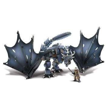 Le Trône de fer jeu de construction Mega Construx Black Series Ice Viserion Showdown