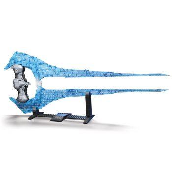 Halo Infinite jeu de construction Mega Construx Pro Builders Energy Sword