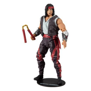 Mortal Kombat figurine Liu Kang 18 cm