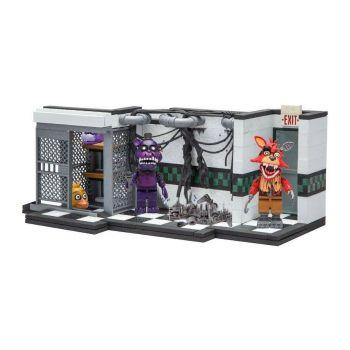 Five Nights at Freddy's jeu de construction Medium Parts & Service
