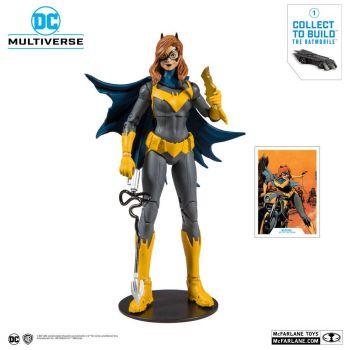 DC Rebirth figurine Build A Batgirl (Art of the Crime) 18 cm --- EMBALLAGE ENDOMMAGE