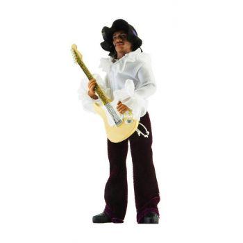 Jimi Hendrix figurine Miami Pop 20 cm --- EMBALLAGE ENDOMMAGE
