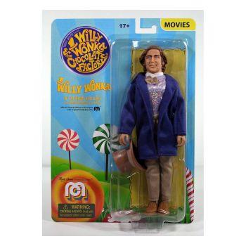Charlie et la Chocolaterie figurine Willy Wonka (Gene Wilder) 20 cm