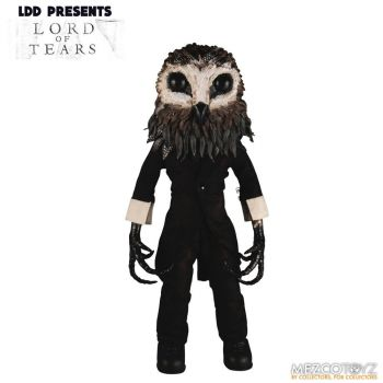 Lord of Tears Living Dead Dolls poupée Owlman 25 cm