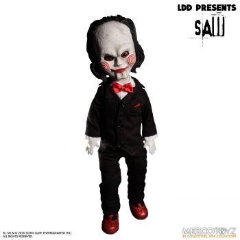 Saw Living Dead Dolls poupée Billy 25 cm