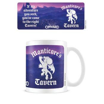 En avant mug Manticore's Tavern