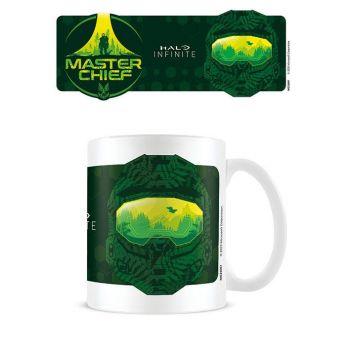 Halo Infinite mug Master Chief Forest