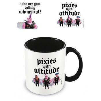 Onward mug Coloured Inner Pixies With Attitude