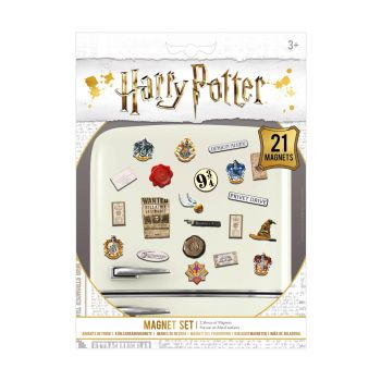 Harry Potter pack aimants Wizardry